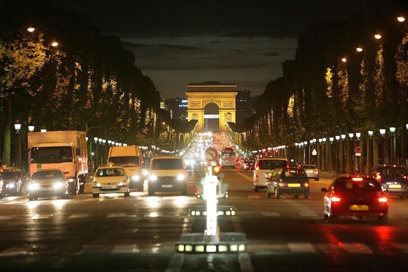 Stadtrundfahrt Paris
