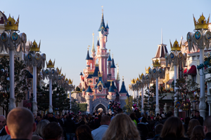 Disneyland Paris mit dem Bus