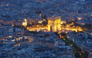Busreise Paris